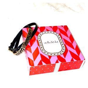 Stella & Dot Ally Double Wrap Bracelet
